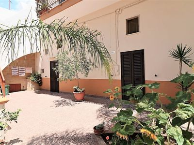 Photo for Apartment in the center of Matino with Washing machine, Terrace (1014867)