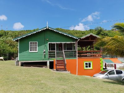 Photo for Seawind Cottage #3- Traditional St.Lucian Cottage close to  Beach & Gros Islet