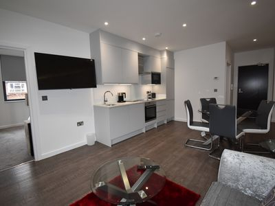 Photo for Shortletting by Centro Apartments - Milburn House MK - No. 1