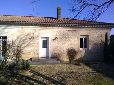 Photo for Cottage in St Estephe for 6 people