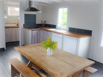 Photo for Ile de Brehat. Comfortable house for 4 people