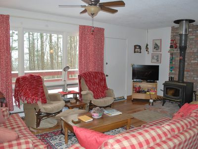 Photo for 3 Level Stowe Townhouse with great Mt. Location