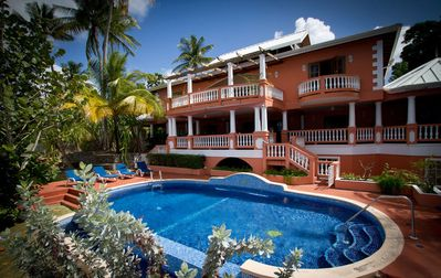 Photo for Mirage - Scenic Seaside Villa with 7 Spacious Bedrooms