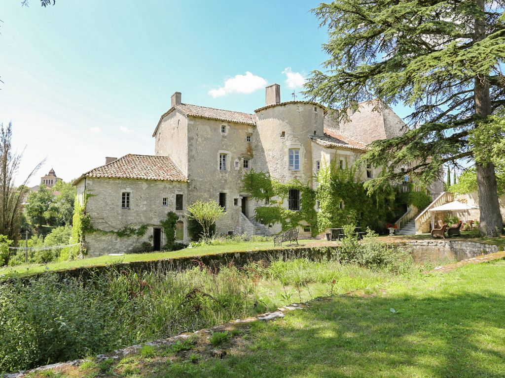 Chateau d 39 aix affitto castello saux propriet 1760740 for Case in stile chateau