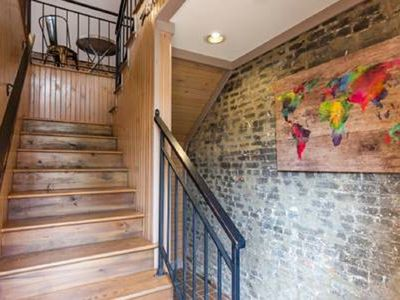 Photo for Charming Loft 1840s Carriage House