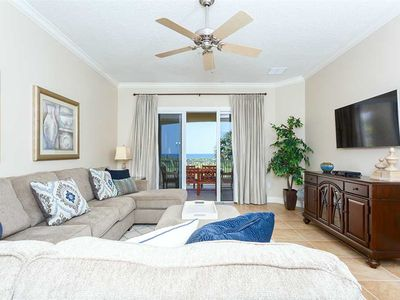 Photo for 622 Cinnamon Beach, 3 Bedroom, Sleeps 8, Ocean Front, 2 Pools, Elevator
