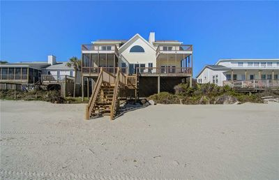 Photo for Charming and Spacious Recently Updated Oceanfront Home