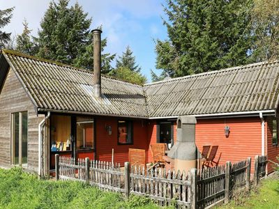 Photo for Quaint Holiday Home with Terrace in Jutland