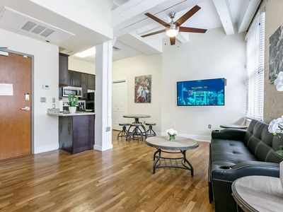 Photo for Spacious Loft Close to French Quarter & Bourbon St.