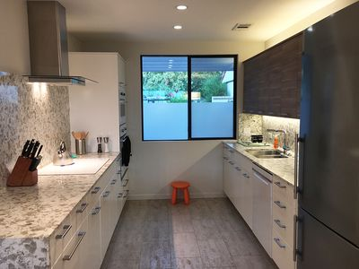 Photo for Resort-style living in renovated 2bd/2ba Palm Springs condo