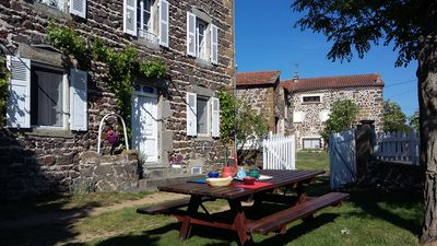 Photo for Gîte 3 ears in Auvergne for nature lovers on the passage of the Tour de France