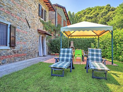 Photo for City  / Village Apartment in Castelnuovo Di Garfagnana with 3 bedrooms sleeps 6