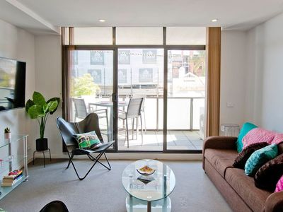 Photo for Brunswick 2 bedrooms w/ Air Conditioning + Balcony