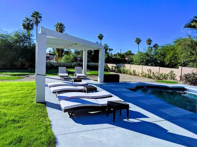 Photo for #1 ranked Golf Property in Scottsdale. Oasis backyard with our own 9 hole course