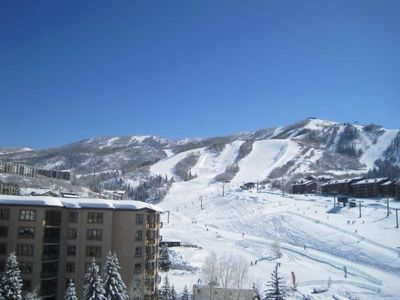 Photo for BEST VIEWS Over Ski Area & Ski-in/Ski-Out Pool, HTs & Restaurants On Site