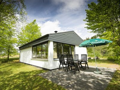 Photo for 4-person bungalow in the holiday park Landal Wirfttal - in the mountains/rolling countryside