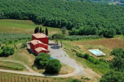 Photo for Holiday apartment Civitella Paganico for 6 persons with 3 bedrooms - Farmhouse