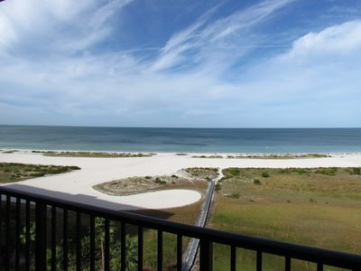 Photo for Luxury awaits you on Sand Key Beach for a Summer Vacation - Perfect Weather