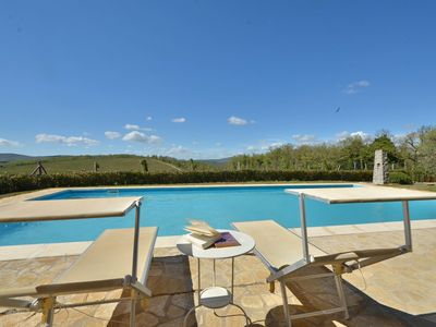 Photo for 4BR Villa Vacation Rental in Gaiole in Chianti, Siena