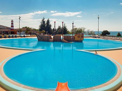 Photo for Vacation home Camping Park Umag  in Umag, Istria - 6 persons, 2 bedrooms