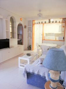 Photo for Apartment at 700m from the beach, Miramar III, commerce and restaurant nearby
