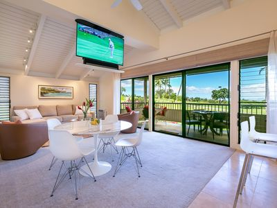Photo for Luxury, Fully Remodelled! Ocean & Golf Views,  Fitness Center Pass included
