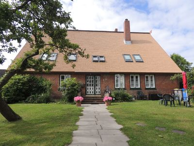 Photo for 3 *** apartment in the comfort of an old thatched farmhouse from 1746