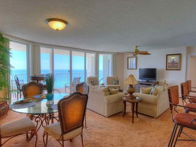 Photo for Stunning views from EVERY Room. Wifi. Great Location Tickets to GulfWorld Long Beach