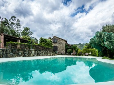 Photo for Villa Angelina, a charming rustic villa in amazing setting