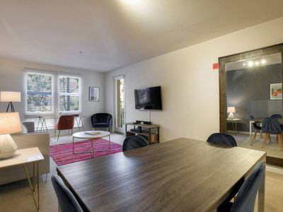 Photo for 2BR Apartment Vacation Rental in Redwood City, California