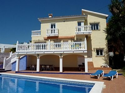 Photo for Spacious Modern Villa,Largest Private Pool, Fast (Wireless) Internet Connection.