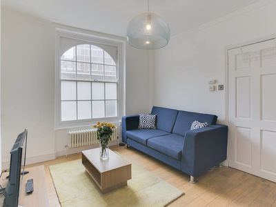 Photo for Cosy and Bright 2 Bed apt w/Garden in Whitechapel