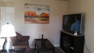 Photo for Wonderful Downtown ABQ Studio With 55 Inch TV, Cable, WiFi, Walk To The Zoo