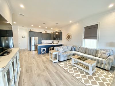 Photo for West Side Cottages Unit CC - Spacious Brand New 3BR that Sleeps 10!