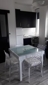 Photo for Apartment F2 33m district Arago city center, 200m from the large beach