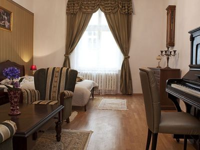 Photo for Spring Sonata apartment in Stare Miasto with WiFi & air conditioning.