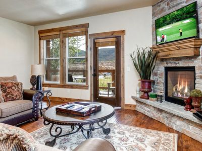 Photo for Upscale 3BR w/ Patio - Minutes from Deer Valley Resort Gondola & Downtown