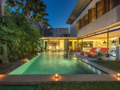 Photo for MODERN Villa Near The BEACH And EVERYTHING In CANGGU