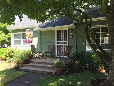 Photo for Charming Woodstock 4 Bedroom Home in SE Portland