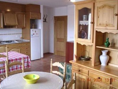 Photo for Rural apartment El Vidre for 4 people