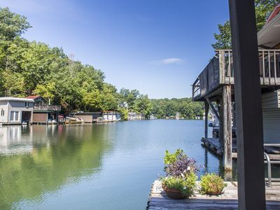 Photo for Lovely Lake Lanier Cottage | 22 Minutes to TIEC
