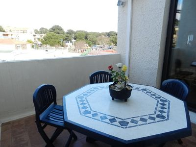 Photo for 2BR Apartment Vacation Rental in BORMES LES MIMOSAS