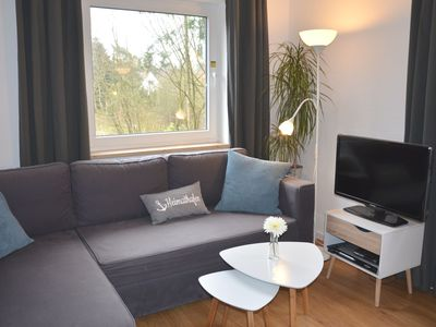Photo for ankerplatz-kiel - Centrally located apartment in Kiel-Hassee, quiet in the countryside