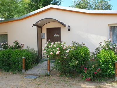 Photo for Holiday bungalow in Dorf Gutow