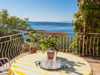 Photo for Holiday apartment Crikvenica for 6 persons with 3 bedrooms - Holiday apartment