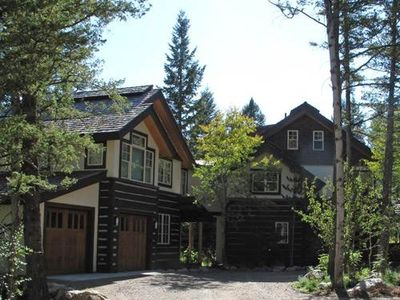Photo for 5 bedroom Luxury Home in the Heart of Teton Village! Walk to ski and JHMR Tram!