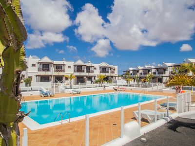 Photo for Residencial Laura Park, near the beach, tranquillo