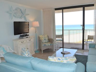 Photo for Dunes of Panama Vacation Rentals C605 - Beach Front