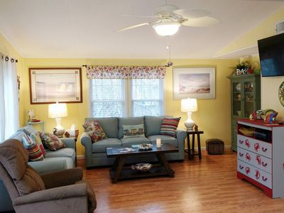Den: All New Furniture and HD TV