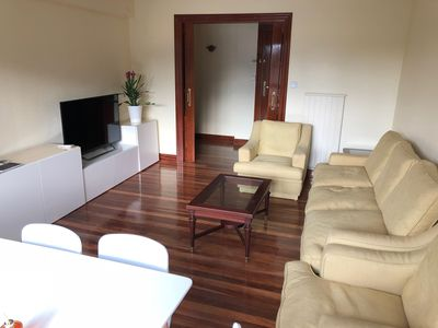 Photo for Wonderful apartment in Plentzia a few meters from the beach